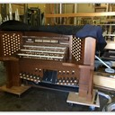 Pictures of our new organ in progress photo album